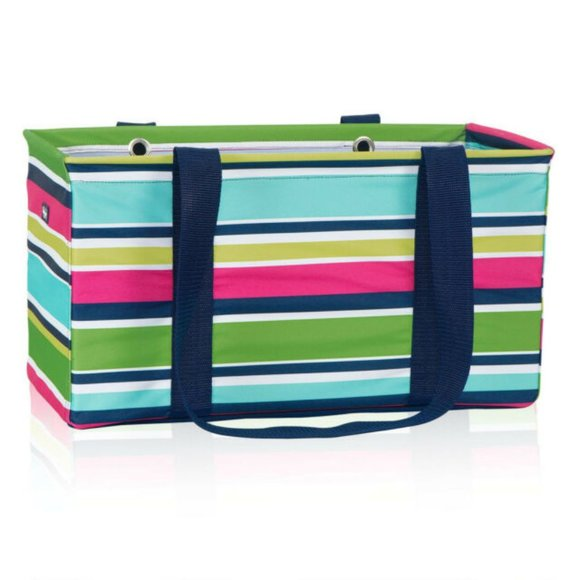 thirty-one Other - thirty one Medium Utility Tote - Preppy Pop - NIB